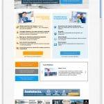 NauticAdvisor, web